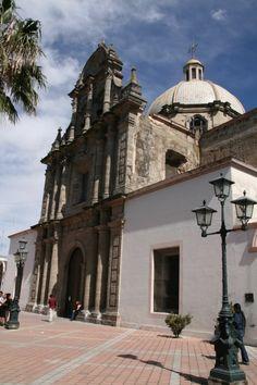Templos de Ciudad Guzmán