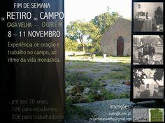 Associação Casa Velha - Ecologia e Espiritualidade. 2014 Ourém, Portugal