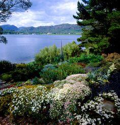 Inverewe Gardens, Wester Ross, Scottish Highlands.