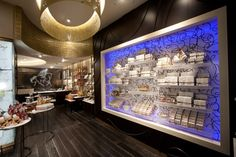 godiva chocolatier by dash design
