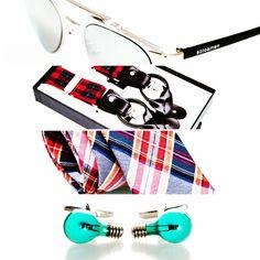 Listos para gustar? Entra en soloamen.com y descubre una colección increíble de complementos para hombre! Ready to Like?