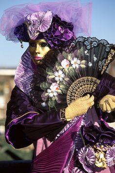 Venezia's Carnival by Luciano Venturi, via 500px