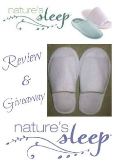 Natures Sleep Review Giveaway photo