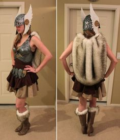 valkyrie costume ideas - Google Search