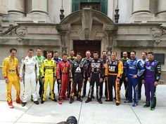 """Hendrick Motorsports on Twitter: """"They have arrived! 2015 Chase"""