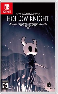 Hollow Knight – Nintendo Switch - Minecraft, Pubg, Lol and Video Games Xbox, Ps4 Games, Dark Souls, Grimm, Instant Gaming, Nintendo Switch Accessories, Team Cherry, Game Prices, Final Fantasy X
