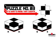 Convert Monthly Puzzle #3: Under the surface... | Yodeo Games