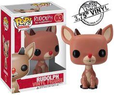 Kirin Hobby : POP! Holiday: Rudolph Vinyl Figure by Funko 830395025285