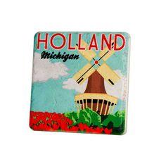 Holland Windmill Coaster