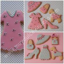 Cookies Mariapi y Mercedes García de Vinuesa