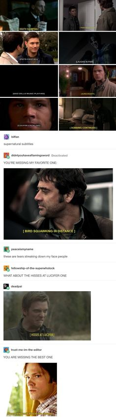 18 Times Tumblr Proved That Supernatural Is The Most Amazing TV Show Ever