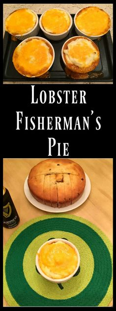Lobster and Seafood Fisherman's Pie | Ireland's Global Marketplace | Epcot | Walt Disney World