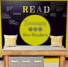 See how this English Teacher encourages her high school students to read!
