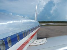 American Airlines 757 Cayman Islands