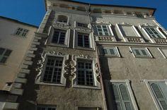 """Imperia, Porto Maurizio, nel centro storico del """"Parasio"""""""