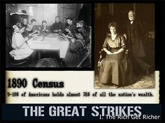 Gilded Age Labor Movement PowerPoint with Lecture Notes Teaching American History, American History Lessons, Teaching History, Us History, History Facts, History Lesson Plans, Social Studies Lesson Plans, Teaching Social Studies, Homestead Strike