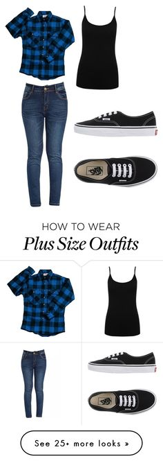 """""""I just woke up"""" by macyyyyyyyy on Polyvore featuring M&Co, Vans, women's clothing, women's fashion, women, female, woman, misses and juniors"""