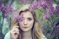 Photograph Lilac Fairy by Alexandra (Petrova) & Bharath Wootla on 500px