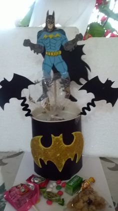 dulcero BATMAN