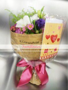 Lily Flower Bouquet  HKD $399