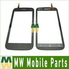 Blanco Negro 1 PC/Lot Para Fly IQ 450 toque Digitalizador Pantalla Táctil de Reemplazo Digitalizador