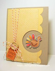 Love the cut out idea.  For more than just Thanksgiving!!
