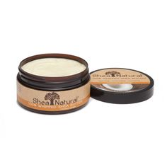 Whipped Unrefined Shea Butter - Coconut Ginger 6.3 oz.