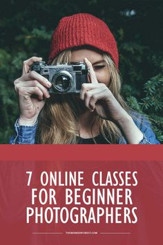 7 Online Photography Classes for Beginners - Wonder Forest Tap the link now to find the hottest products to take better photos! Photography Classes For Beginners, Photography Basics, Photography Lessons, Photography Camera, Photography Business, Photography Tutorials, Digital Photography, Beginner Photography, Photography Ideas