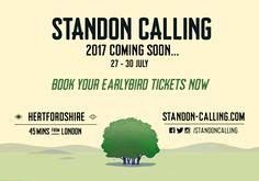 GoRockfest.Com: Standon Calling 2017 Lineup & Tickets Info