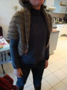 chauffe épaule tricot explication - Google Search