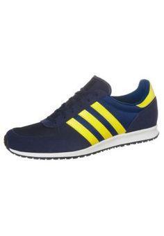 new photos 8b4c8 ca60b adidas Originals ADISTAR RACER - Sneakers - Blått Retro Shoes, Lager, Adidas  Originals,