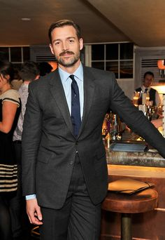 bucksthreads:  Patrick Grant showing us that modern classicism he does so well.