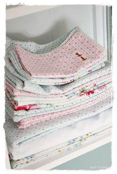 GreenGate, kitchen linens