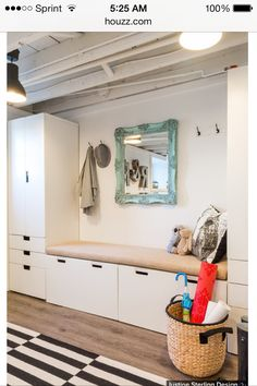 House ideas - mudrooms