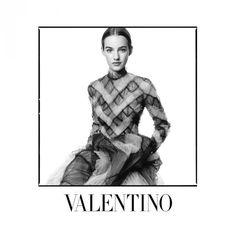 Valentino Sonbahar / Kış 2014 Kampanyası - http://pemberuj.net/valentino-sonbahar-kis-2014-kampanyasi/