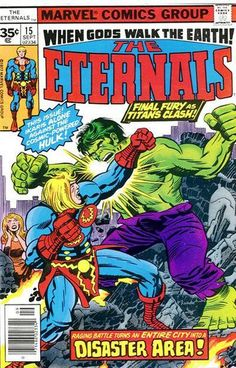 Diversions of the Groovy Kind: The Grooviest Covers of All Time: Summer of 1977, Marvel Style