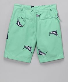Comical shorts for boys!