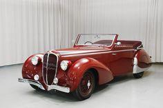 1947 Delahaye 135M Cabriolet By Pennock - Hyman Ltd. Classic Cars