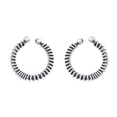 Silver Nose Rings