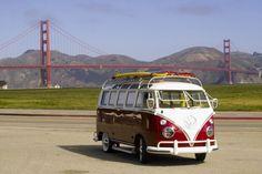 VW Bus Design Classic | moderndesign.org