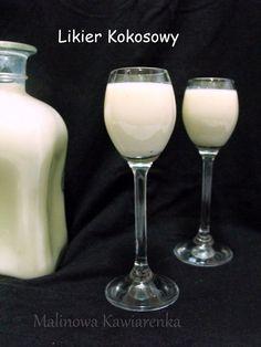 Malinowa-Kawiarenka: Likier kokosowy
