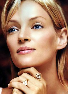 Uma Thurman grace and integrity are the best revenge...