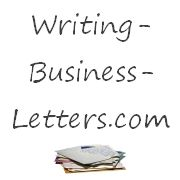 writing business letterscom advice template samples of business letter business letter