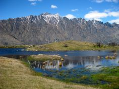 The Remarkables - New Zealand