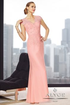 Mother of the Bride | Jean de Lys Dress Style #29692 | Fall 2014