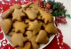 Recipe F, Christmas Snacks, Christmas Recipes, Food Cakes, Gingerbread Cookies, I Foods, Cake Recipes, Cooking Recipes, Sweets