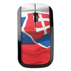 Shop Slovakian Flag Wireless Mouse created by AwesomeFlags. Slovakia Flag, Political Events, National Flag, Personalized Gifts, Kids Outfits, Reusable Tote Bags, Flags, Customized Gifts, Kids Fashion