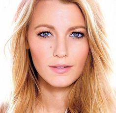 "Blake Lively ♥ #BlakeLively. ""True friendships endure the tests of all four seasons, and survive all ups and downs like the friendship of Blair and Serena."" - Deodatta V. Shenai-Khatkhate"
