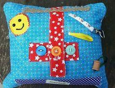 2 fidget pillow cushions