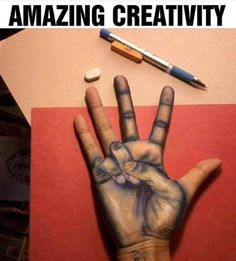 Amazing creativity